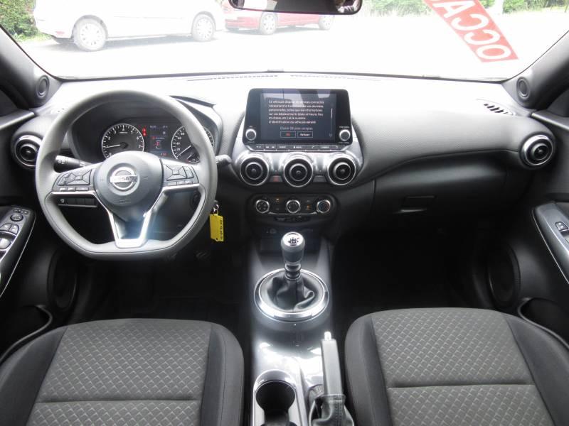Nissan Juke DIG-T 117 Acenta Blanc occasion à Périgueux - photo n°11