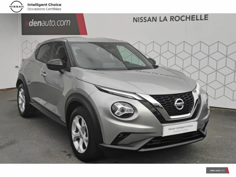Nissan Juke DIG-T 117 N-Connecta Gris occasion à Angoulins - photo n°16