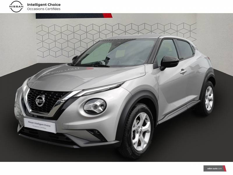 Nissan Juke DIG-T 117 N-Connecta Gris occasion à Angoulins