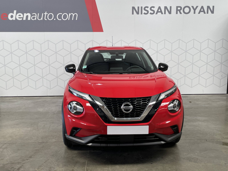 Nissan Juke Juke DIG-T 114 Acenta 5p Rouge occasion à Royan
