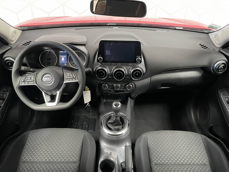 Nissan Juke Juke DIG-T 114 Acenta 5p Rouge occasion à Royan - photo n°8