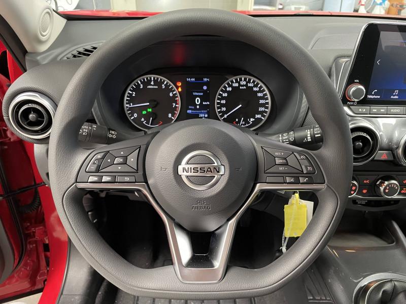Nissan Juke Juke DIG-T 114 Acenta 5p Rouge occasion à Royan - photo n°11