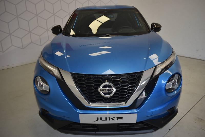 Nissan Juke Juke DIG-T 117 N-Connecta 5p Bleu occasion à Limoges - photo n°7