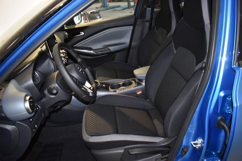 Nissan Juke Juke DIG-T 117 N-Connecta 5p Bleu occasion à Limoges - photo n°5