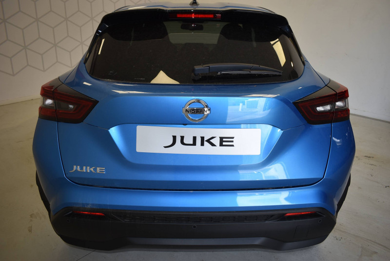 Nissan Juke Juke DIG-T 117 N-Connecta 5p Bleu occasion à Limoges - photo n°3
