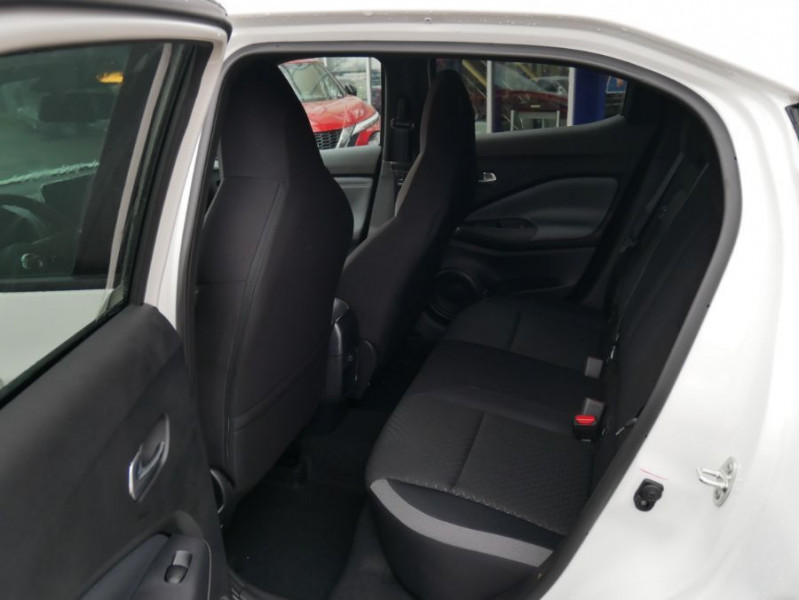 Nissan Juke NEW 1.0 DIG-T 117 DCT N-CONNECTA GPS Full LED Caméra Keyless Blanc occasion à Toulouse - photo n°4