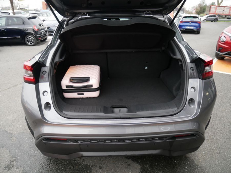 Nissan Juke NEW 1.0 DIG-T 117 DCT N-CONNECTA GPS Full LED Caméra Keyless Gris occasion à Montauban - photo n°8