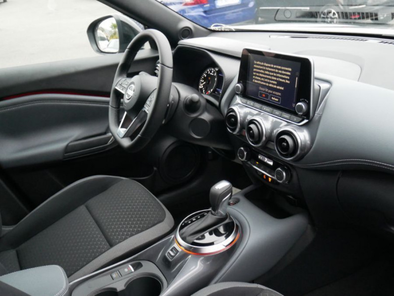 Nissan Juke NEW 1.0 DIG-T 117 DCT N-CONNECTA GPS Full LED Caméra Keyless Gris occasion à Castelculier - photo n°9