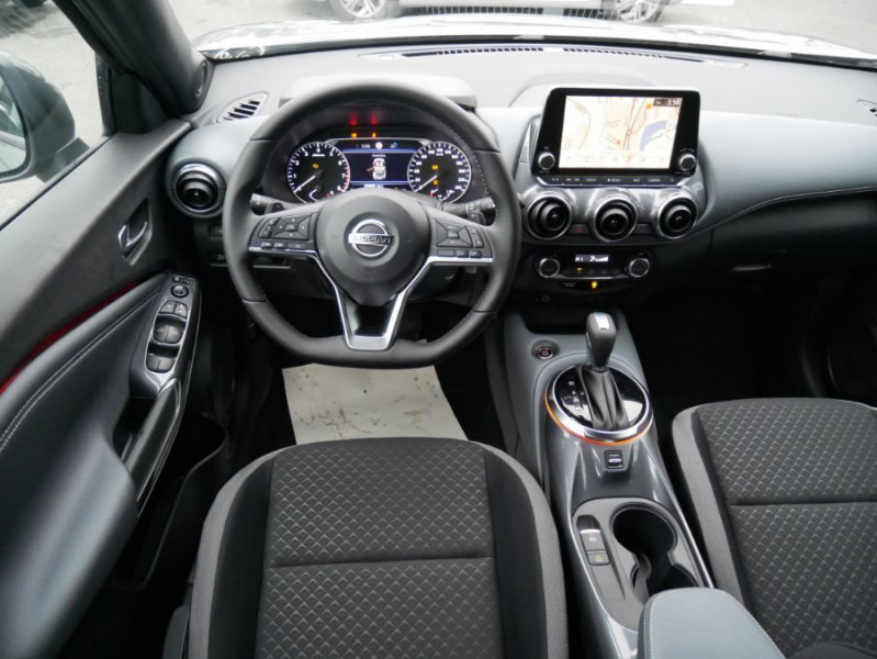 Nissan Juke NEW 1.0 DIG-T 117 DCT N-CONNECTA GPS Full LED Caméra Keyless Gris occasion à Castelculier - photo n°12