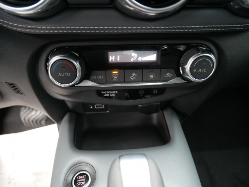 Nissan Juke NEW 1.0 DIG-T 117 DCT N-CONNECTA GPS Full LED Caméra Keyless Gris occasion à Castelculier - photo n°18