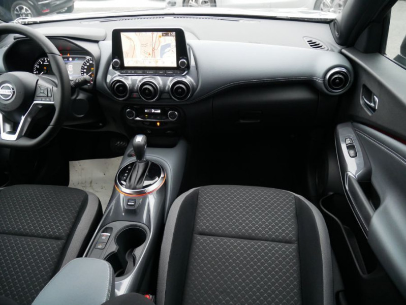 Nissan Juke NEW 1.0 DIG-T 117 DCT N-CONNECTA GPS Full LED Caméra Keyless Gris occasion à Castelculier - photo n°13