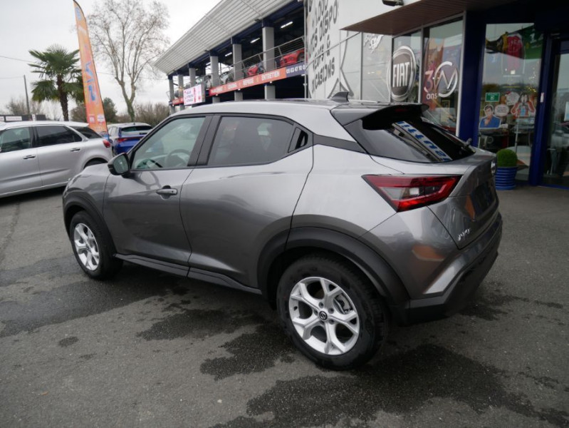 Nissan Juke NEW 1.0 DIG-T 117 DCT N-CONNECTA GPS Full LED Caméra Keyless Gris occasion à Castelculier - photo n°6