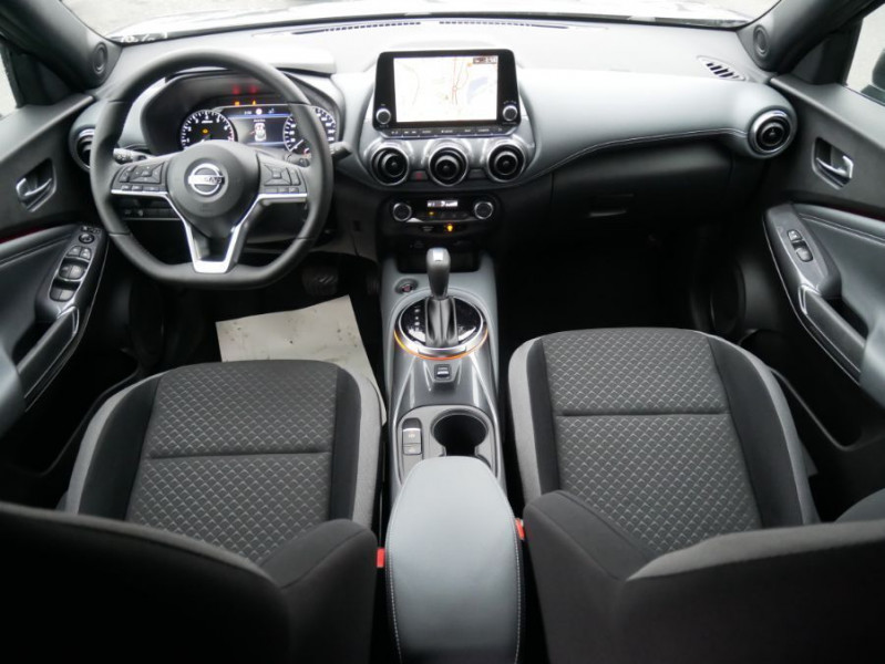 Nissan Juke NEW 1.0 DIG-T 117 DCT N-CONNECTA GPS Full LED Caméra Keyless Gris occasion à Castelculier - photo n°11