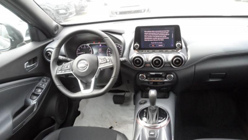 Nissan Juke NEW 1.0 DIG-T 117 DCT TEKNA JA19 GPS Full LED Caméra 360° Ke Gris occasion à Toulouse - photo n°12