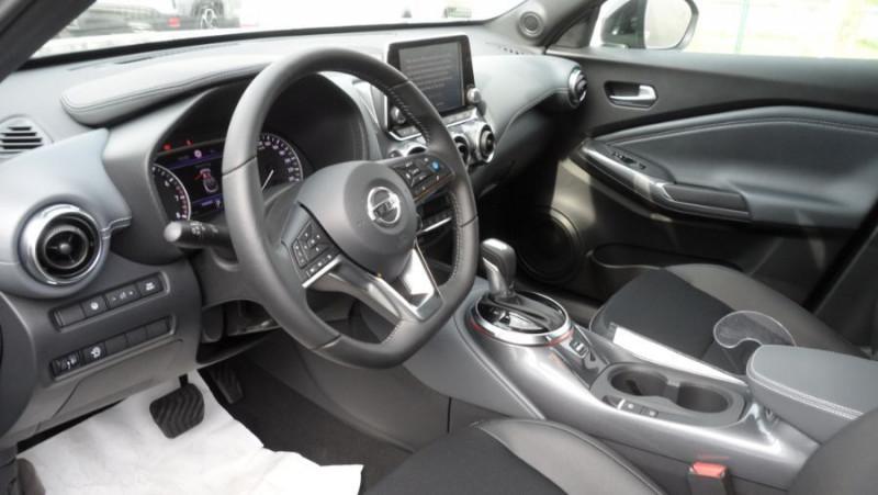 Nissan Juke NEW 1.0 DIG-T 117 DCT TEKNA JA19 GPS Full LED Caméra 360° Ke Gris occasion à Toulouse - photo n°16