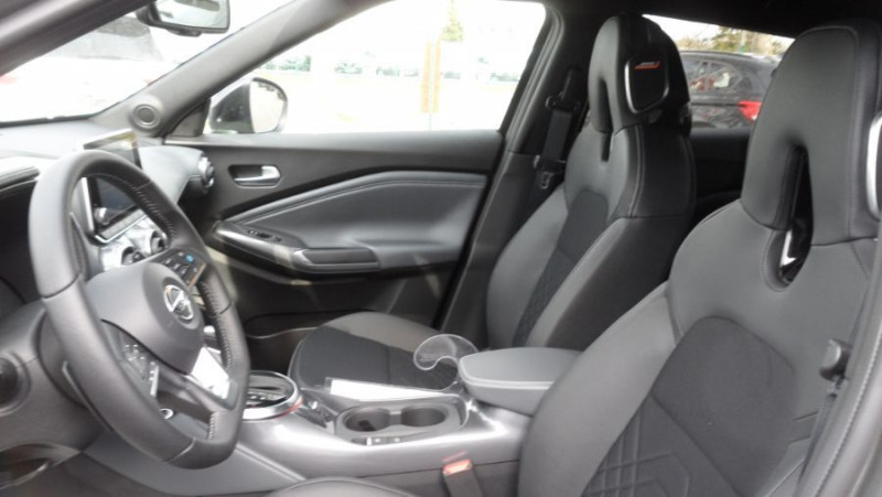 Nissan Juke NEW 1.0 DIG-T 117 DCT TEKNA JA19 GPS Full LED Caméra 360° Ke Gris occasion à Toulouse - photo n°17