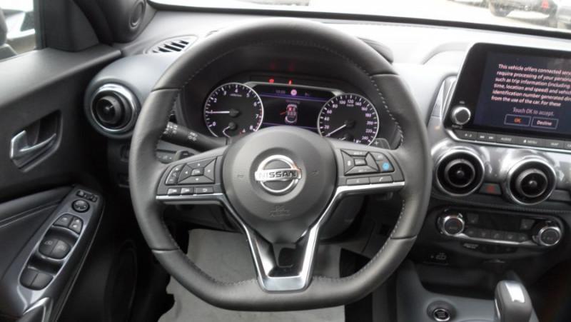 Nissan Juke NEW 1.0 DIG-T 117 DCT TEKNA JA19 GPS Full LED Caméra 360° Ke Gris occasion à Toulouse - photo n°15