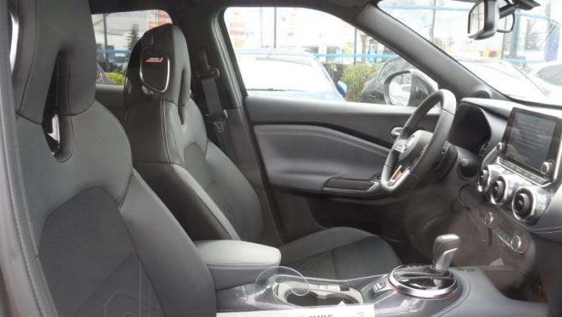 Nissan Juke NEW 1.0 DIG-T 117 DCT TEKNA JA19 GPS Full LED Caméra 360° Ke Gris occasion à Toulouse - photo n°10