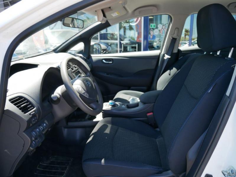 Nissan Leaf 109 30KWH ACENTA AUTO GPS Blanc occasion à Lescure-d'Albigeois - photo n°3