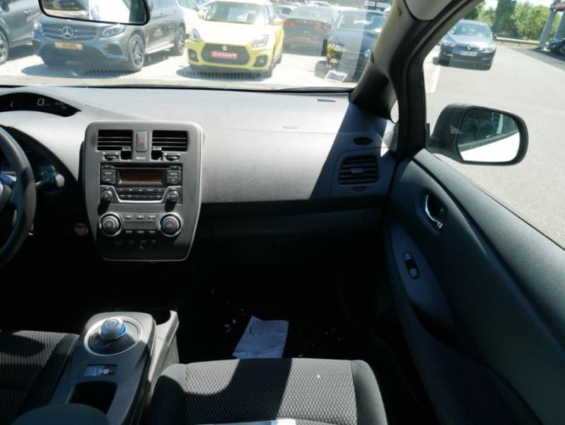 Nissan Leaf 109 30KWH ACENTA AUTO GPS Blanc occasion à Lescure-d'Albigeois - photo n°11