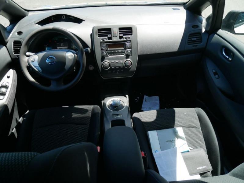 Nissan Leaf 109 30KWH ACENTA AUTO GPS Blanc occasion à Lescure-d'Albigeois - photo n°9