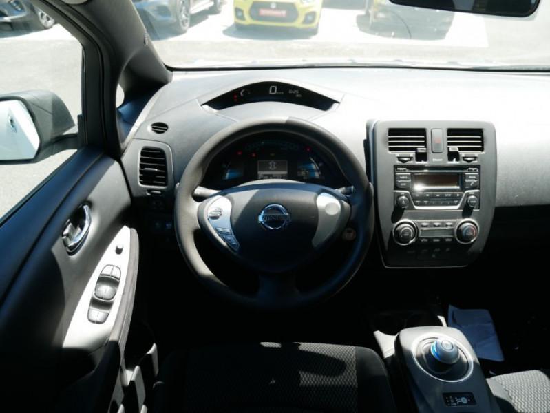 Nissan Leaf 109 30KWH ACENTA AUTO GPS Blanc occasion à Lescure-d'Albigeois - photo n°10