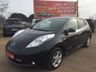 Nissan Leaf 109 30KWH ACENTA AUTO GPS Noir à Lescure-d'Albigeois 81
