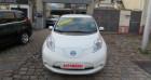 Nissan Leaf 109CH 24KWH ACENTA Blanc à Juvisy Sur Orge 91
