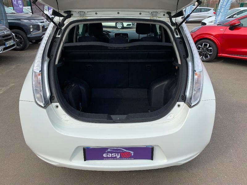 Nissan Leaf 109ch 24kWh Acenta Blanc occasion à Olivet - photo n°19
