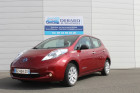 Nissan Leaf 109CH 24KWH FLEX VISIA Rouge à Saint-Saturnin 72