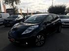 Nissan Leaf 109CH 24KWH TEKNA Noir à Toulouse 31