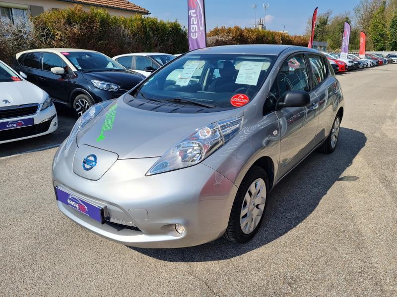 Nissan Leaf 109ch 24kWh Visia Gris occasion à Auxerre - photo n°16