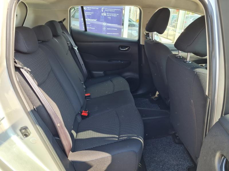 Nissan Leaf 109ch 24kWh Visia Gris occasion à Auxerre - photo n°7