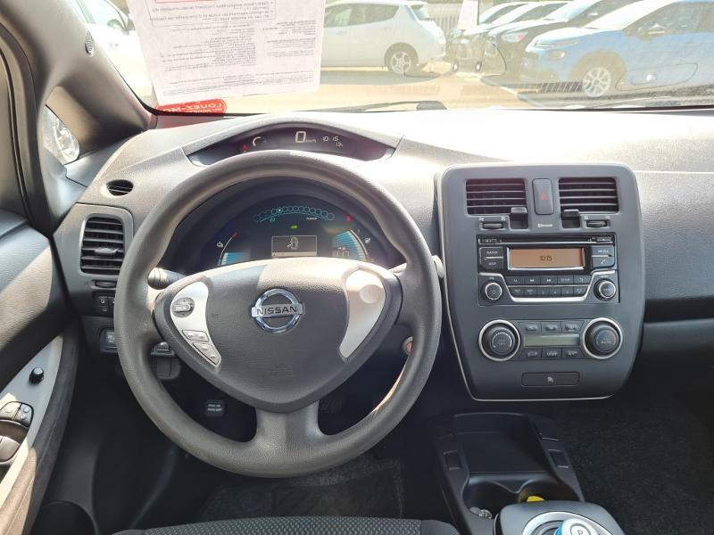 Nissan Leaf 109ch 24kWh Visia Gris occasion à Auxerre - photo n°2