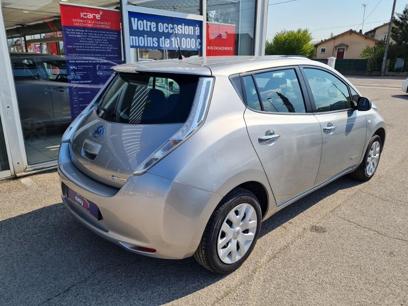 Nissan Leaf 109ch 24kWh Visia Gris occasion à Auxerre - photo n°9