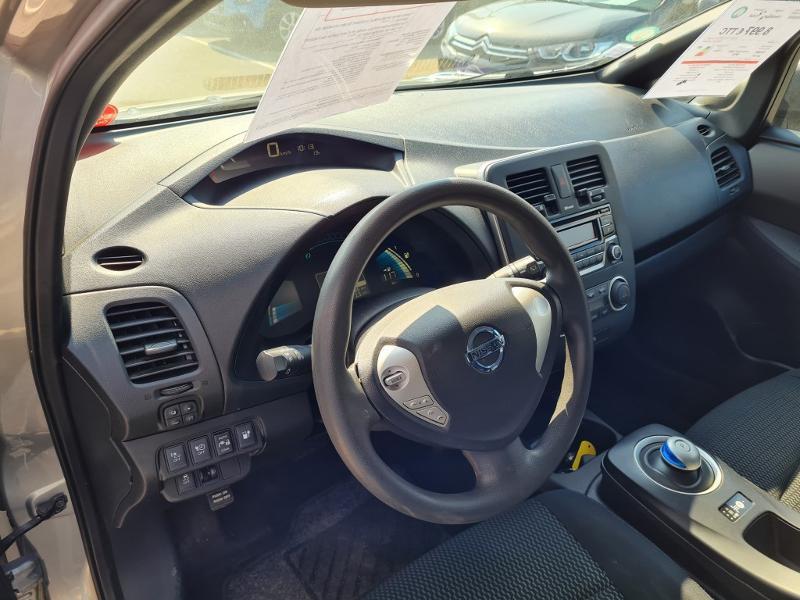 Nissan Leaf 109ch 24kWh Visia Gris occasion à Auxerre - photo n°11