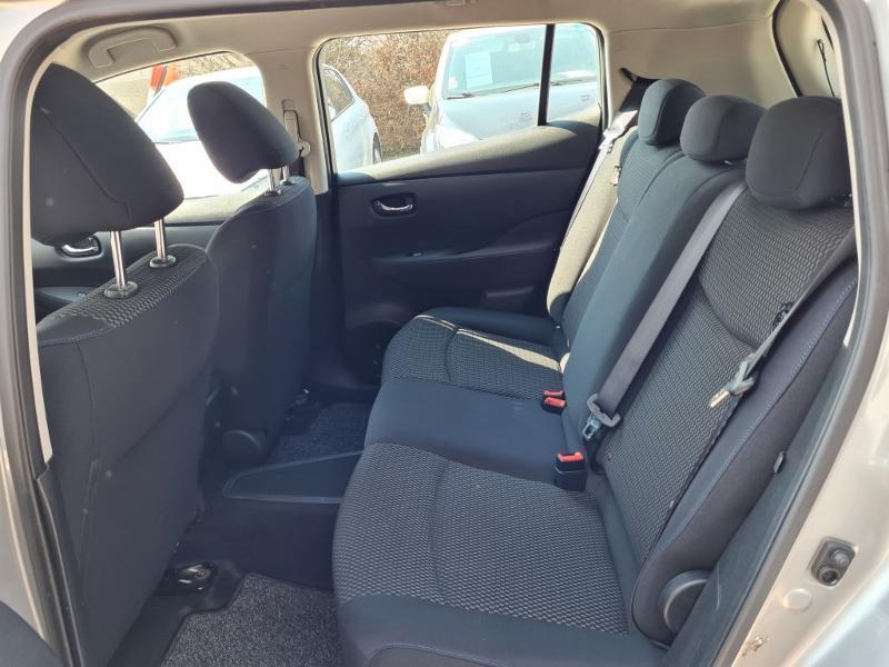 Nissan Leaf 109ch 24kWh Visia Gris occasion à Auxerre - photo n°13