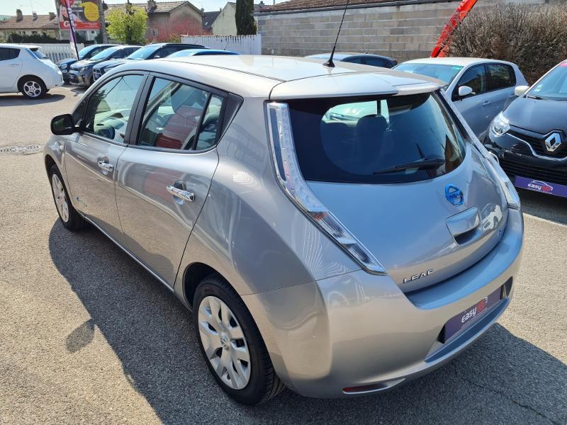 Nissan Leaf 109ch 24kWh Visia Gris occasion à Auxerre - photo n°15