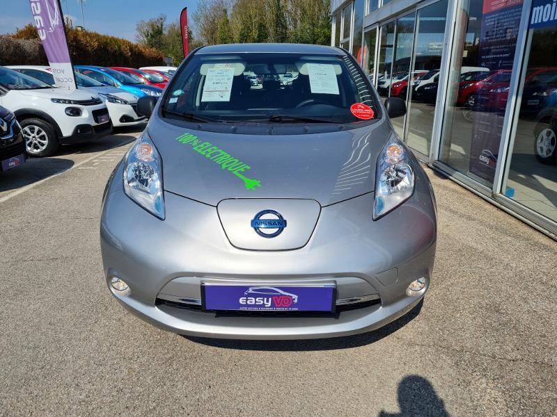 Nissan Leaf 109ch 24kWh Visia Gris occasion à Auxerre - photo n°17