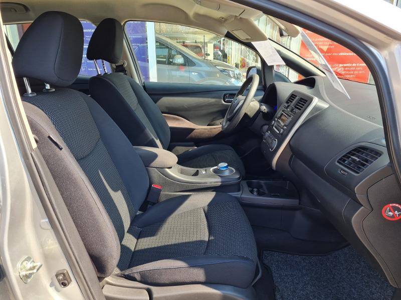 Nissan Leaf 109ch 24kWh Visia Gris occasion à Auxerre - photo n°6