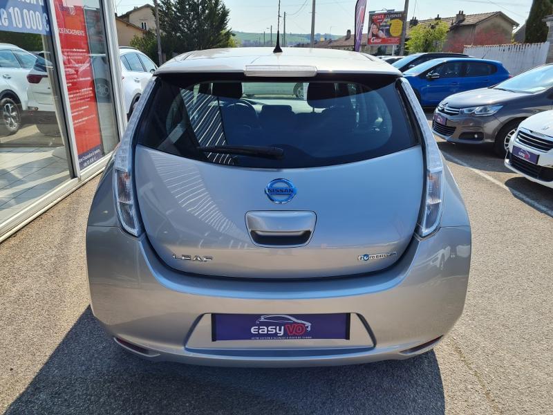 Nissan Leaf 109ch 24kWh Visia Gris occasion à Auxerre - photo n°10