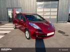 Nissan Leaf 109ch 30kWh Acenta MY17 Rouge à Tillé 60