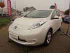 Nissan Leaf 109ch 30kWh Acenta Blanc à Rodez 12