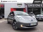 Nissan Leaf 109ch 30kWh Tekna Gris à Saint-Quentin 02