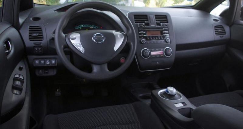 Nissan Leaf 109HP VISIA AUTO Blanc occasion à Chambourcy - photo n°2
