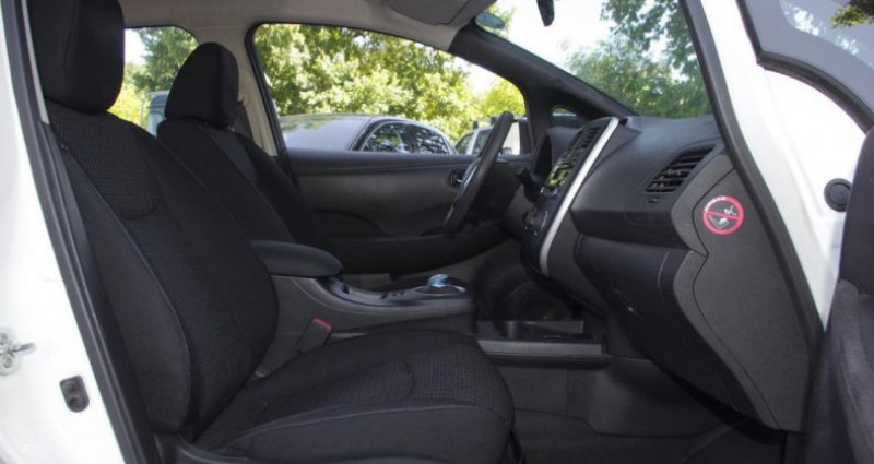 Nissan Leaf 109HP VISIA AUTO Blanc occasion à Chambourcy - photo n°3