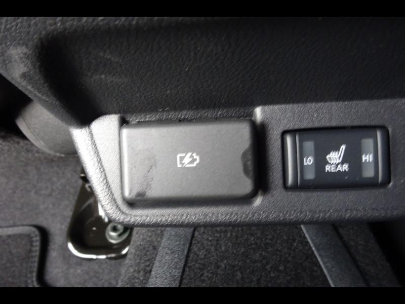 Nissan Leaf 150ch 40kWh Acenta 19.5 Blanc occasion à Rodez - photo n°16