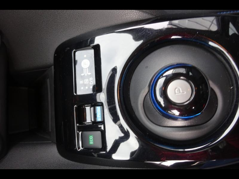 Nissan Leaf 150ch 40kWh Acenta 19.5 Blanc occasion à Rodez - photo n°6