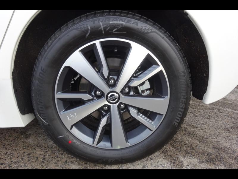 Nissan Leaf 150ch 40kWh Acenta 19.5 Blanc occasion à Rodez - photo n°3