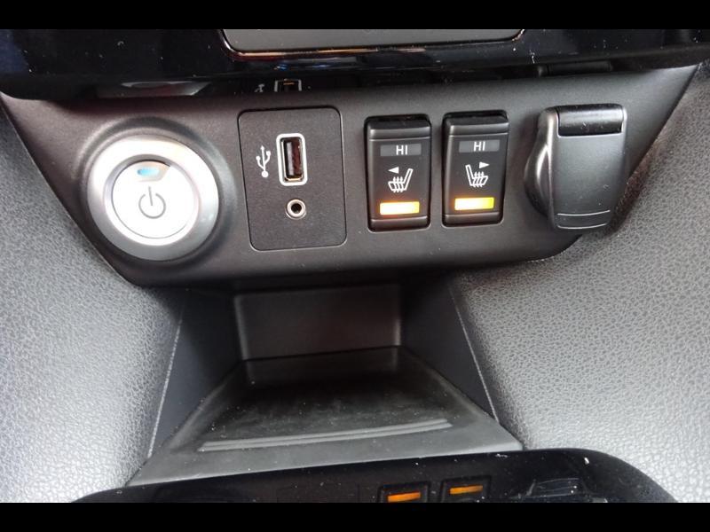 Nissan Leaf 150ch 40kWh Acenta 19.5 Blanc occasion à Rodez - photo n°7